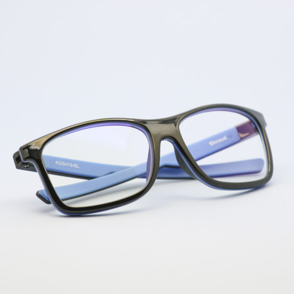 AG Shrouds Frostbite Blue Gaming Glasses
