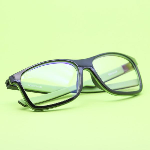 AG Shrouds Envy Green Gaming Glasses
