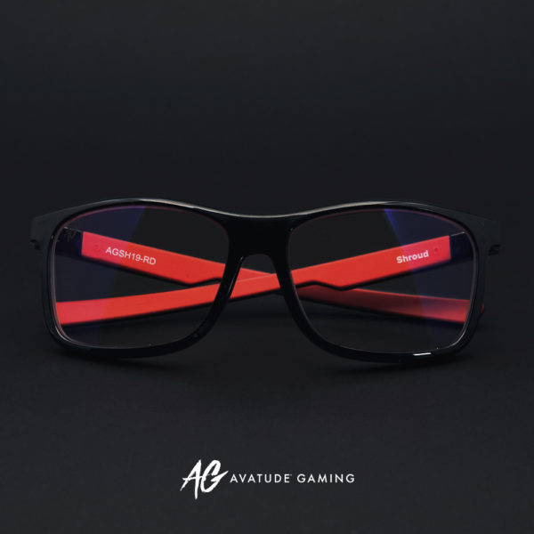 AG Shrouds Red Front Angle